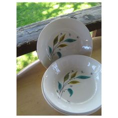 Grandma Browns House  Vintage Salad Bowls  Set Of by HomeIdaho, $20.00