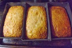 Sharing Mamma's Recipe's: Banana Bread
