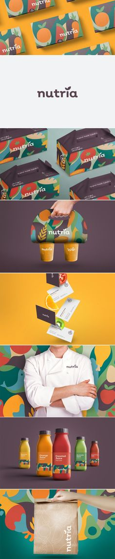 Nutria restaurant brand design and package design by Onsor Mosha, Ahmed Alabdullatif, and Abdo Hassanine Packaging Box, Food Packaging Design, Packaging Design Inspiration, Brand Packaging, Graphic Design Inspiration, Brand Identity Design, Graphic Design Branding, Design Agency, Menu Design