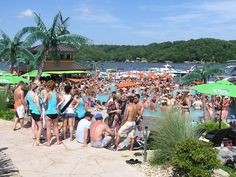 Catch the Coconut Shuttle every Friday and Saturday!  Take a ride to the biggest pool party at the Lake and join the fun with music and bikini contests. Book Online!  *Pick-up is available by reservation from the Osage Beach side at either Shady Gators or H.Toad's. #LakeoftheOzarks