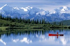 Fairbanks, Alaska. Truly the last frontier. Born & raised there, love my yearly visit! =)