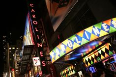 Carolines on Broadway: Midtown | 11 NYC Spots Where Laughter Fills The Walls