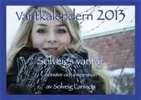 Vantkalendern 2013 : Solveigs vantar : mönster och inspiration