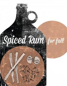 // Spice Up Your Rum This Fall