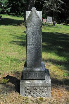 George William Searle (1847 - 1911) - Find A Grave Photos