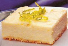 Torta doce de requeijão. | 15 receitas para quem sabe que tudo fica mais gostoso com requeijão