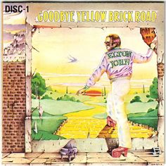 I saw Elton John in concert in Indy when this album was new!