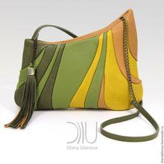 Купить сумочка-спутник4 - разноцветный, однотонный, разноцветный шарф, необычный шарф, теплый шарф