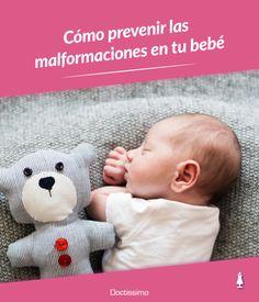 Cómo evitar las malformaciones en mi bebé. #embarazo #bebé #baby #cute