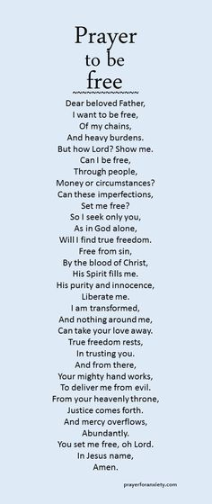 Where does real freedom come from? Will the world ever be able to give it to you? In Christ, your freedom is guaranteed. He alone can give the true rest you need.