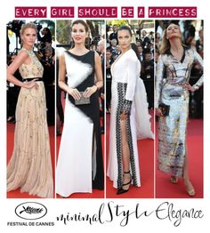 """""""Cannes Film Festival 2016: Best Dressed Day 7"""" by fashionwidget on Polyvore"""