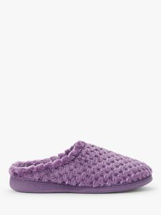 S,M,L CLEARANCE QUALITY LADIES LINED SLIPPER//MULES SIZES 3-8 BNWT