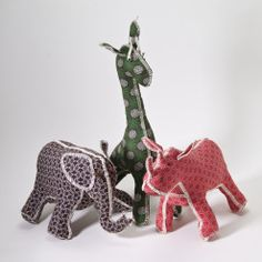 Project ZA #projectza #capetown #southafrica T Lights, Plushies, Dinosaur Stuffed Animal, Kids Room, Sewing Patterns, Elephant, Arts And Crafts, African, Toy