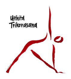 Utthita Trikonasana (Melissa Dinwiddie)
