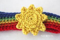 Crochet Sun Pattern