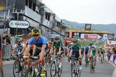 Étape 1 - Porto-Vecchio > Bastia - Tour de France 2013