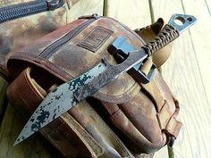 Liontribe Design   B3 Dart file knife