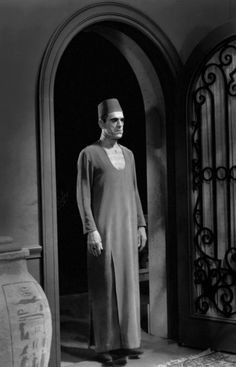 The Mummy (1932) The Boris Karloff Blogathon