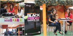 Así vivimos el Black Friday desde Multiplaza, estuvimos en vivo de 7:00AM a 8:00AM, hablamos con Claudia Santos quien nos contó las increíbles ofertas y descuentos de las tiendas más #trendy y fashion, tuvimos invitados especiales, tips, música y sobretodo mucha moda