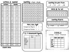 Two Fulbright Hugs ~ Teacher Time Savers: Kindergarten Common Core Assessent Quick Sheet Preschool Assessment, Kindergarten Readiness, Kindergarten Classroom, Kindergarten Common Core, Kindergarten Assessment Checklist, Kindergarten Report Cards, Common Core Standards, Common Core Math, Sight Words