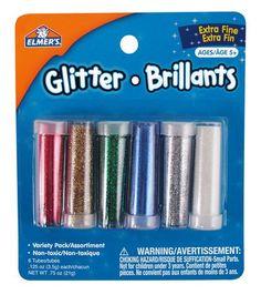 Elmer's Glitter - Extra Fine | Walmart.ca $4
