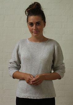 Klassisk cashmere bluse - Cashmere designs - Cashmere