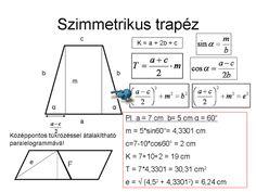 Sata blogja (Matematika): Kerület-, területszámítás