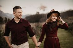 cape town engagement Shoot stellenbosch Boschendal maroon Fashion Photoshoot hat Photoshoot Inspiration, Couple Shoot, Wedding Photoshoot, Engagement Shoots, Beautiful Images, Need To Know, Big Day, What To Wear, Couples