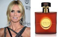 """Sabéis que famosa """"top model"""" usa el perfume que sorteamos.....? si como veis en la foto, #Heidy #Klum es adicta a #OPIUM y a su intensa mezcla de #incienso y #tabaco....... Aun no habéis participado en nuestro sorteo??? pues solo tenéis que ir a nuestra publicación del lunes 11 de abril y elegir cual de las dos versiones del clásico de #YSL os gusta más¡¡ Aún estáis a tiempo¡¡¡ #tusperfumesonline"""