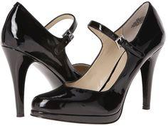 Nine West - Rebeca (Black Lux Patent PU) - $42.99 thestylecure.com
