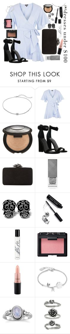 """""""#135"""" by diana-dabs ❤ liked on Polyvore featuring Napier, Topshop, Kendall + Kylie, Dune, Burberry, Bobbi Brown Cosmetics, Diptyque, NARS Cosmetics, MAC Cosmetics and Disney"""
