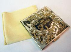 FAB Vintage San Francisco Souvenir Compact Volupte 1960s EX COND