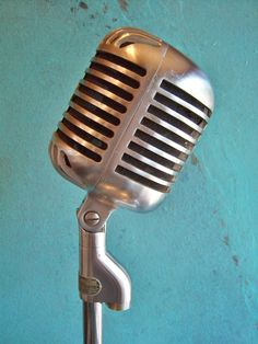 Vintage 1940's Shure Brothers 55 C Microphone Fatboy Elvis Deco Old Antique 7 | eBay
