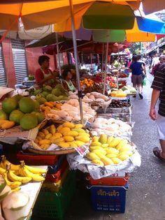 tripmii - Bangkok... again - Bangkok - the best fruits of Banghok, really! <3
