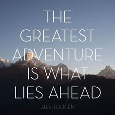 Adventure awaits!   #FridayFeeling #Adventure