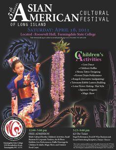 2011 - 5th AACFLI, children's flyer