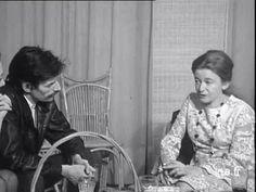 Christine Sèvres et Jean Ferrat