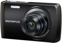 Olympus Stylus VH-410 Digital Kamera