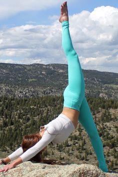 Kaya Legging - High Waisted - Pants + Leggings - Mika Yoga Wear - 13