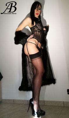Hot Girl, Lingerie Model