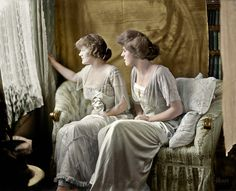 Shorpy Historical Photo Archive :: Miss Cleveland (Colorized): 1918