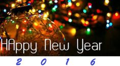 Wish You Happy New Year 2016 Greeting Cards, Images, HD Wallpapers