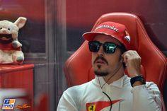 Fernando Alonso, Ferrari, 2013 German Formula 1 Grand Prix, Formula 1