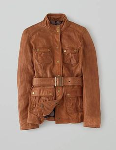 Leather Biker from Boden.