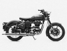 Royal Enfield Bullet Military - The Classic British Military Motorcycle Model Motos Royal Enfield, Enfield Bike, Enfield Motorcycle, Royal Enfield Bullet, Green Motorcycle, Motorcycle Style, Motorcycle Gear, New Motorcycles, Vintage Motorcycles