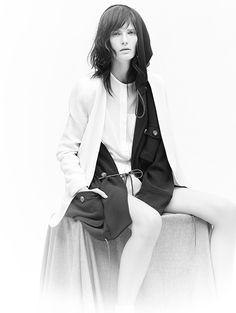 Photographer Alessandro Dal Buoni  Styling Claudia Carretti  Model Valerija Kelava