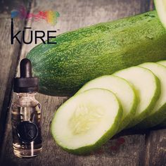 Slice up our clean and crisp Cucumbersome ejuice flavor that's easy to vape. You'll love it!