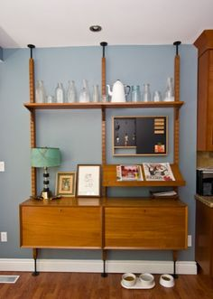 teak wall unit. I will own one some day….until then I am on the hunt!