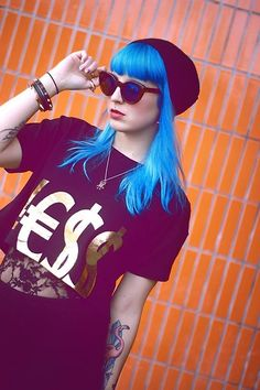 People Around The World, Real People, Stay Gold, Jeans And Boots, Punk, Skinny Jeans, How To Wear, Blue, Collection