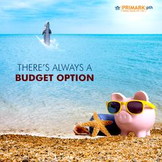 THERE'S ALWAYS A BUDGET OPTION. Don't let your budget stop you from travelling. Even the most expensive countries have budget options like hostels, free city tours and public transport.